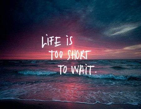 prendi in mano la tua vita