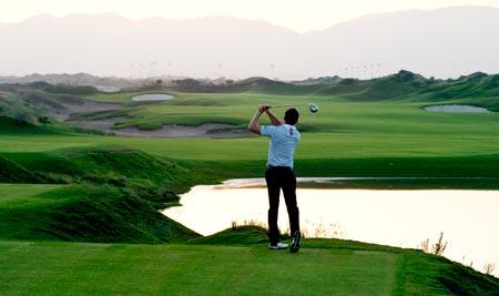 mental coach golf