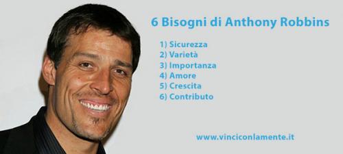 6-bisogni-anthony-robbins